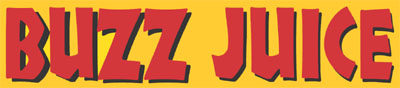 Buzz Juice logo text